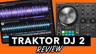 Traktor DJ 2 Review - The new app for iPad and Desktop