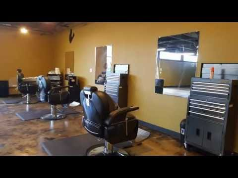 The New Boss Barber Studio Build by Alsmillions