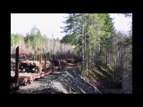 Waterwood - Ride a Simpson Railroad Log Train