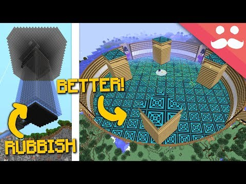 The ULTIMATE WITCH FARM TOUR! SciCraft Survival