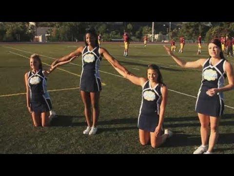 Beliebte Videos – Pyramide und Cheerleading