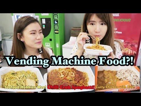 VENDING MACHINE FESTIVAL - 13 Food Vending Machines?!?!