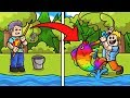 CATCHING The *BIGGEST* RAINBOW FISH In Roblox!