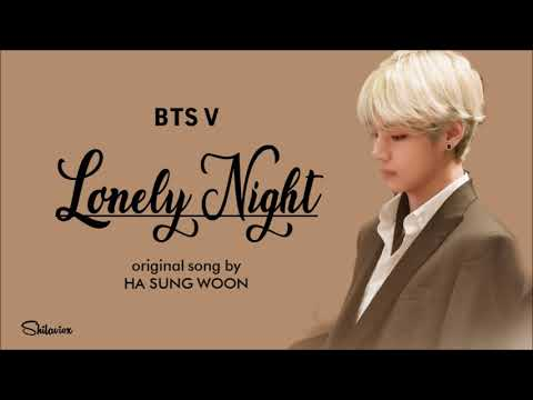 """Free Download Bts V """"lonely Night"""" By Ha Sungwoon (read Description) Mp3 dan Mp4"""