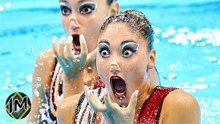 10 REGOLE SEVERE che le ragazze del nuoto sincronizzato sono costrette a seguire!