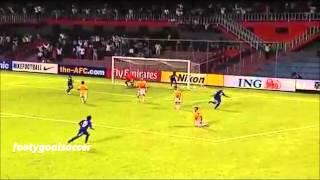 New Radiant SC 2-0 Selangor [AFC Cup All Goals 15-05-13]