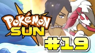 Pokemon Sun and Moon Playthrough ► Episode 19 ► OLIVIA'S GRAND TRIAL!