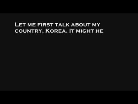 AN ESSAY ABOUT PHILIPPINES FROM A KOREAN THE VIDEO VERSION FOR HQ