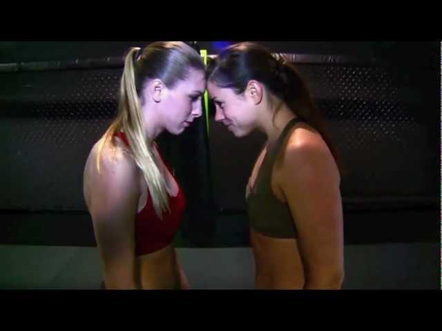 Intense Female Wrestling The Decision