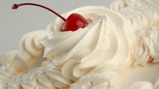 Как сделать густой сметанный крем