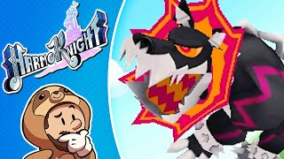 HarmoKnight - PART 2: The Mighty Growlord!