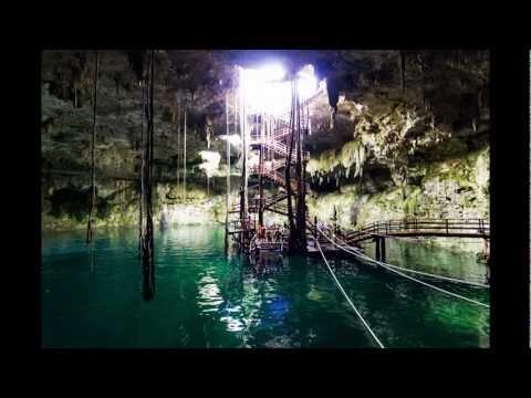Mayan cenote -