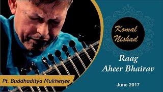 Raag Ahir Bhairav | Pt. Buddhaditya Mukherjee | Hindustani Classical Sitar | Part 3/3