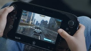 Need for Speed Most Wanted Trailer Wii U