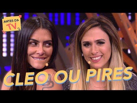 Cleo ou Pires  Tatá Werneck  Cleo Pires  Lady Night  Humor Multi