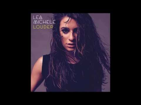 Burn With You - Lea Michele [FULL SONG]