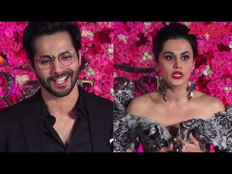 Varun Dhawan on marriage plans with Natasha Dalal | Taapsee Pannu on pay parity in Bollywood