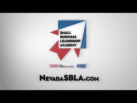 Small Business Leadership Academy overview