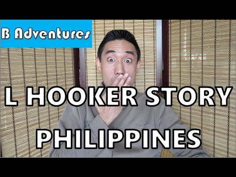 Story of El Hooker, Prostitution In Philippines