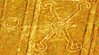 The Nazca Lines You Have Never Seen - Alien Symbols and Tools?