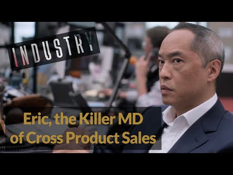 BEST of INDUSTRY - Eric, the Killer Managing Director of Cross Product Sales (CPS) at Pierpoint
