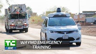 Waymo Emergency Training