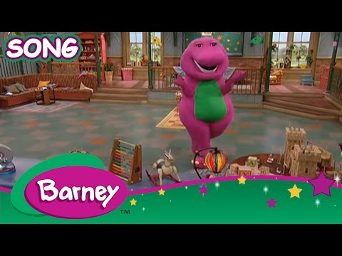 Barney - If You Just Imagine (SONG)