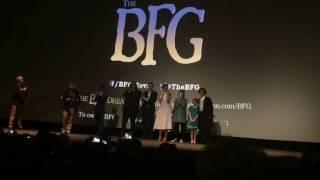 The BFG London Premiere & Meeting Grace (FMA) | Day 199 thumbnail
