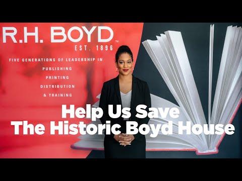 Help Us Save The Historic Boyd House