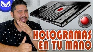ESTE TELEFONO ES HOLOGRAFICO - RED
