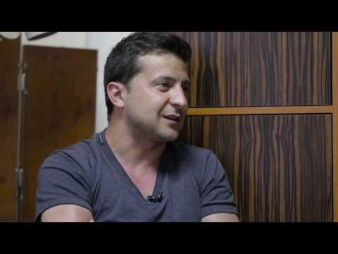 «Зіркове інтерв'ю» - Володимир Зеленський