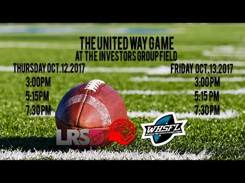 The United Way Games
