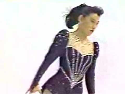 Rule Revision / Midori Ito 1990 Skate America LP