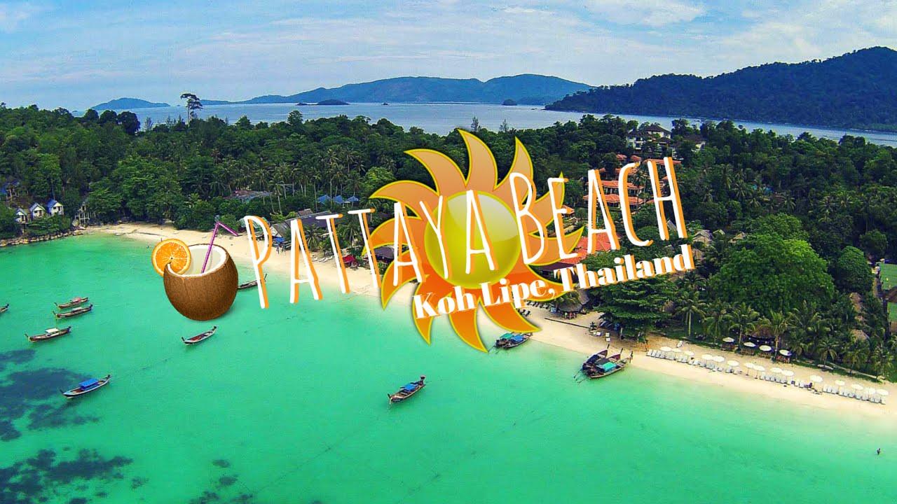 koh lipe pattaya beach gopro hd