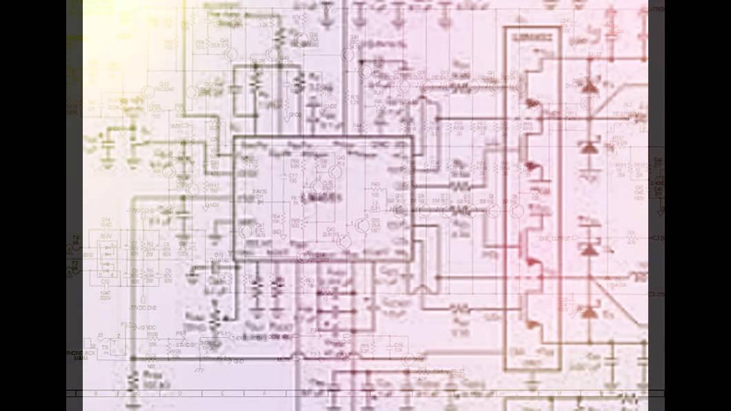 power amplifier circuit diagram #amplifier #Electronic - YouTube