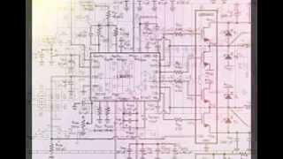 power amplifier circuit diagram #amplifier #Electronic