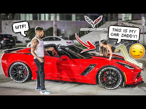 GOLD DIGGER PRANK PART 3 ! ( SHE WANTS TO DO IT IN MY CAR ! )   BRAAP VLOGS