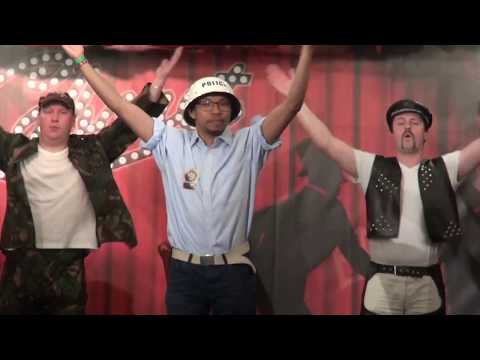 YMCA - Village People - Playback 2017