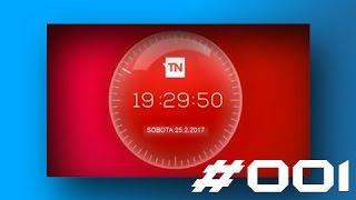 Zprávy TV Noha #001 Slevy v Kauflandu