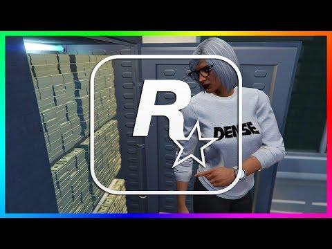 ROCKSTAR REVEALS HOW TO GET FREE MONEY, SECRET SALES, HIDDEN BONUSES & MORE IN GTA ONLINE! (GTA 5)