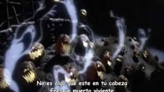Walk like a Zombie - Horrorpops - Subtitulos ES