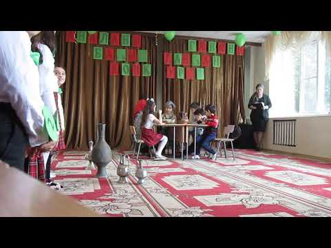 Сценка на кумыкском языке