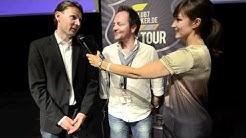 Theresa von Tiedemann Interview mit Markus nach dem Heads Up Düsseldorf Team Pro