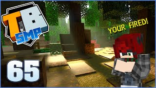 Your Fired!   Truly Bedrock Season 2 Episode 65   Minecraft Bedrock Edition