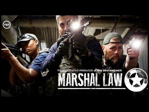Marshal Law Texas - S01E02 ''Terror in the 'Burbs''