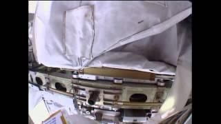 NASA Astronauts Conduct Spacewalk on ISS