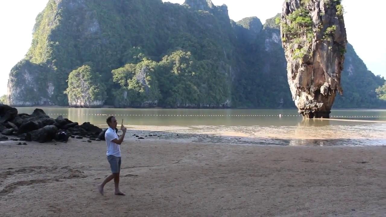 The Man With The Golden Gun 1974 James Bond Thailand Youtube