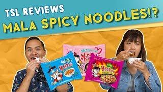 connectYoutube - TSL Reviews: KOREAN SPICY NOODLES
