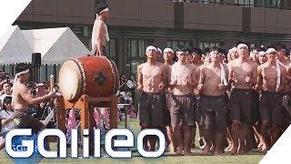 Schulfach Synchronität - Warum in Japan auf Gleichförmigkeit geachtet wird | Galileo | ProSieben