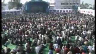 (Nazm) Khilafat Sahara Hai at Jalsa Salaana Qadian 2011